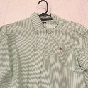 Ralph Lauren Polo - Classic Fit - Medium - Green
